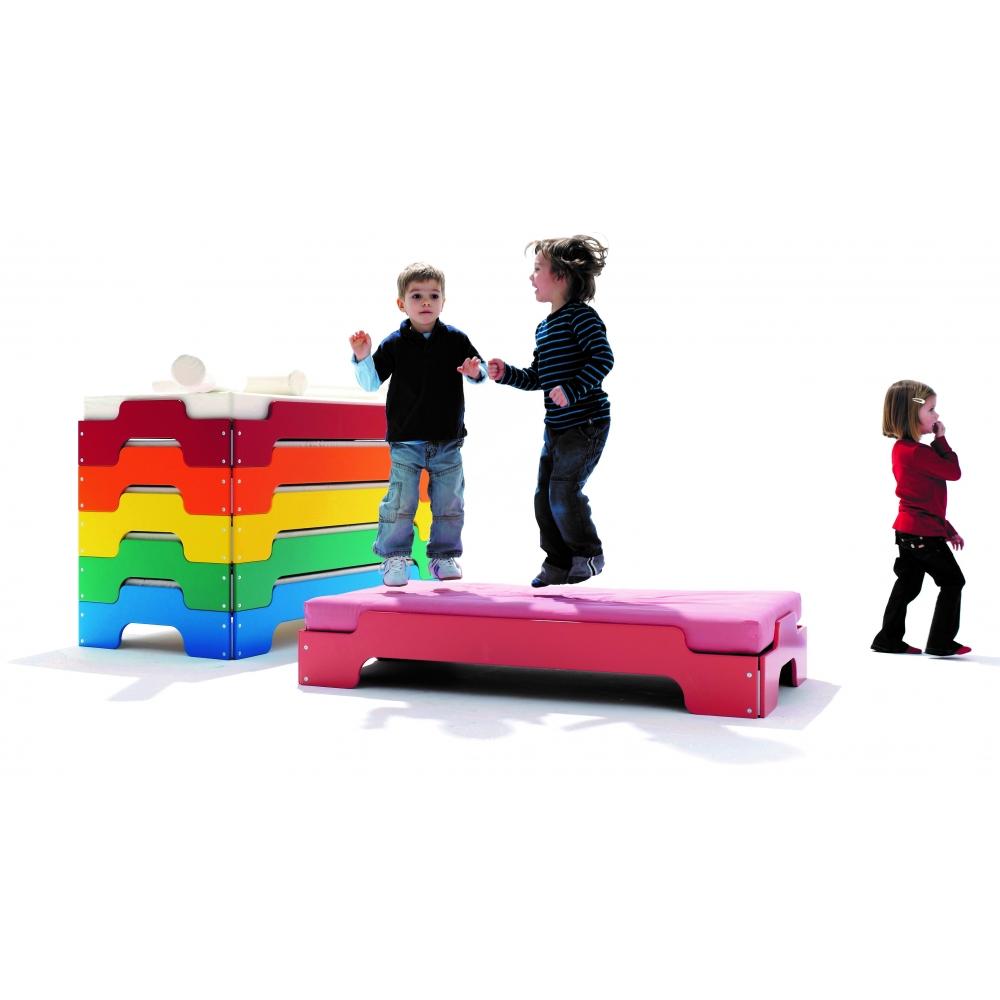 rolf heide stapelliege kindergr e nunido. Black Bedroom Furniture Sets. Home Design Ideas