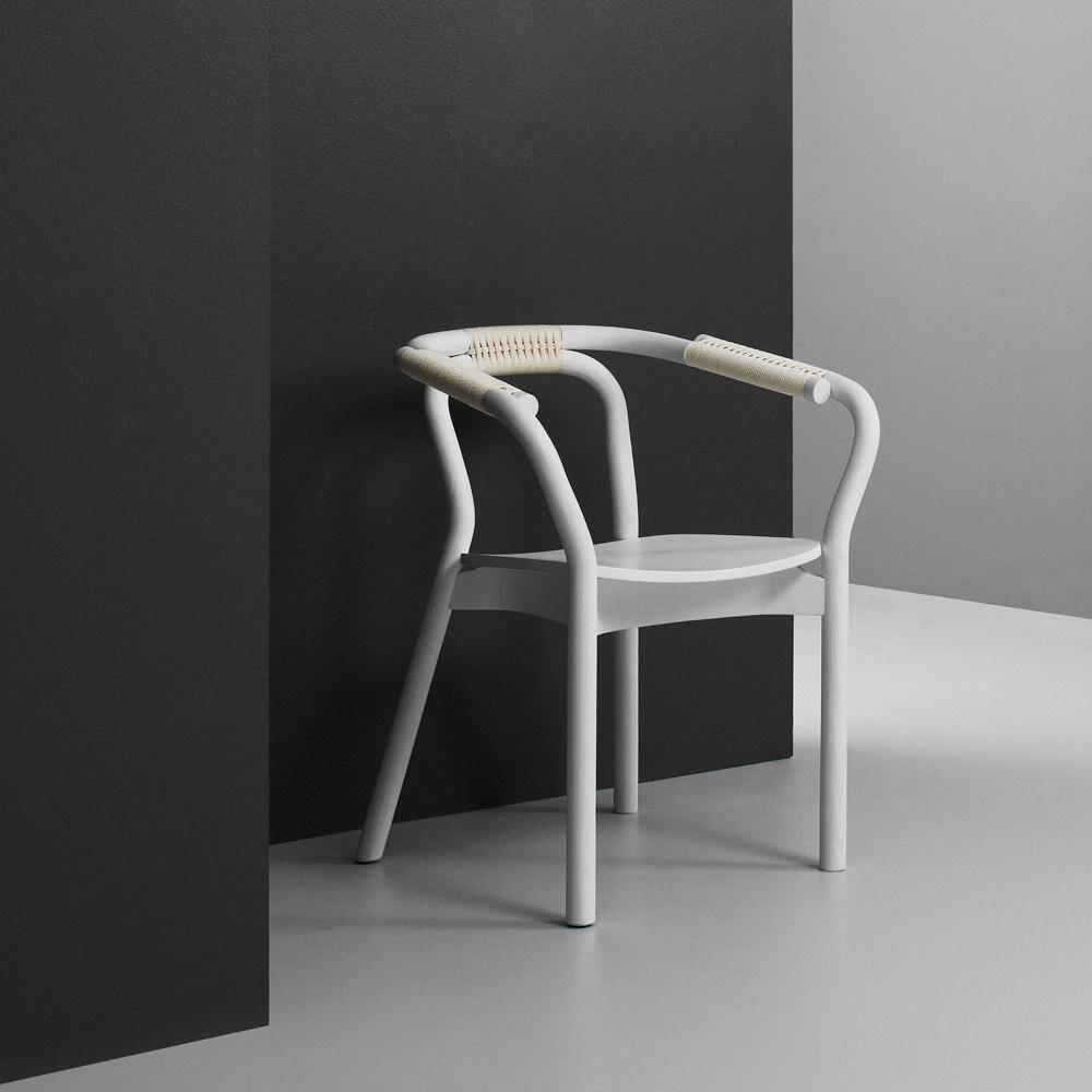 normann copenhagen knot stuhl nunido. Black Bedroom Furniture Sets. Home Design Ideas