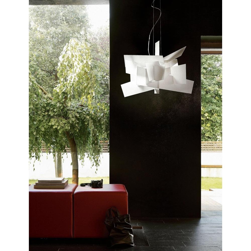 foscarini big bang pendelleuchte 5 meter kabel nunido. Black Bedroom Furniture Sets. Home Design Ideas