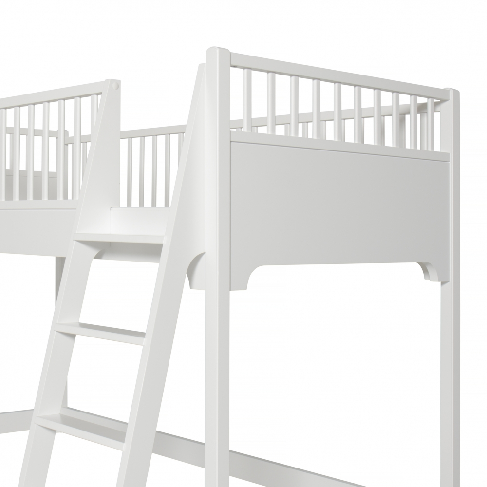 Oliver Furniture   Seaside Low Loft Bed | Nunido.