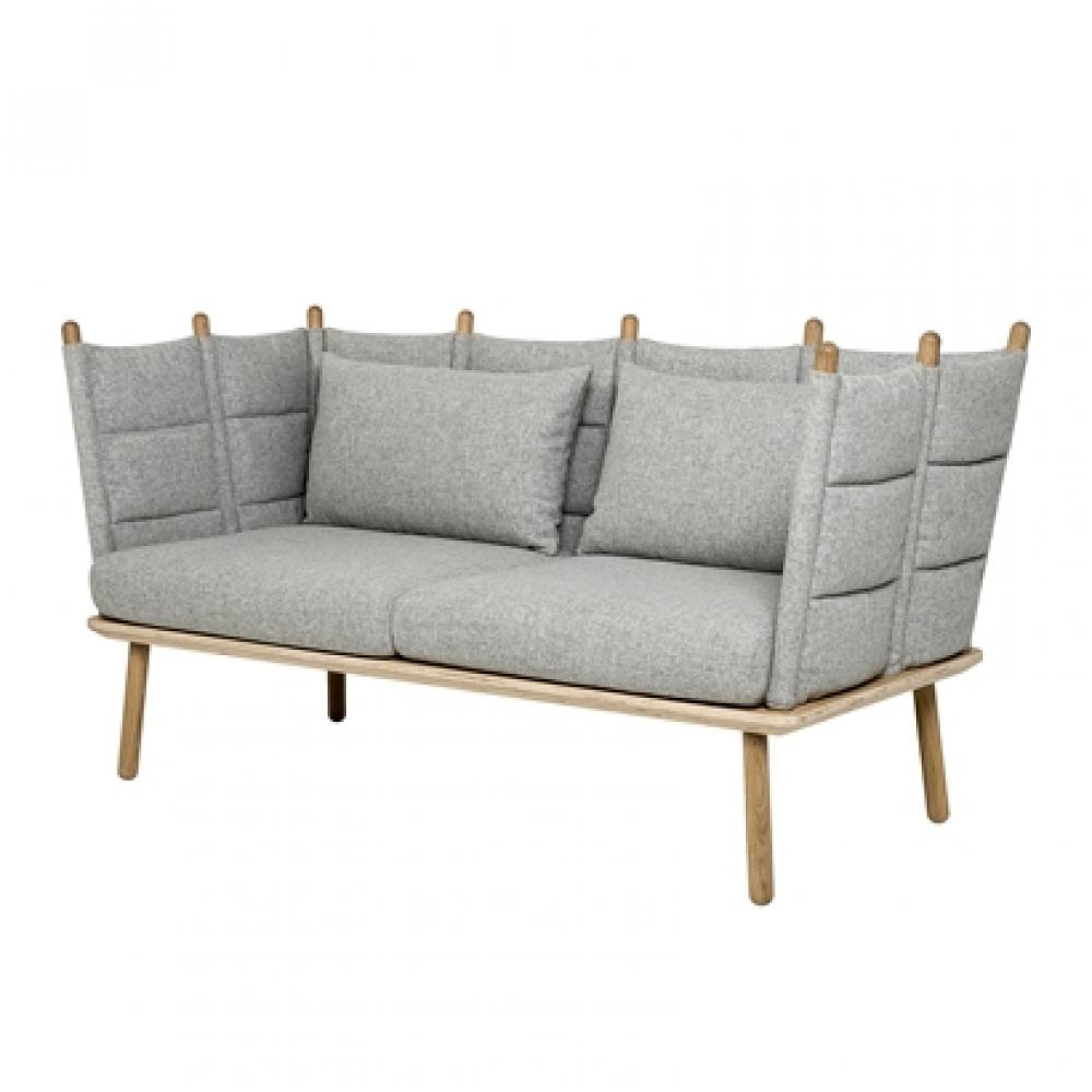 bloomingville nora 2 sitzer sofa nunido. Black Bedroom Furniture Sets. Home Design Ideas
