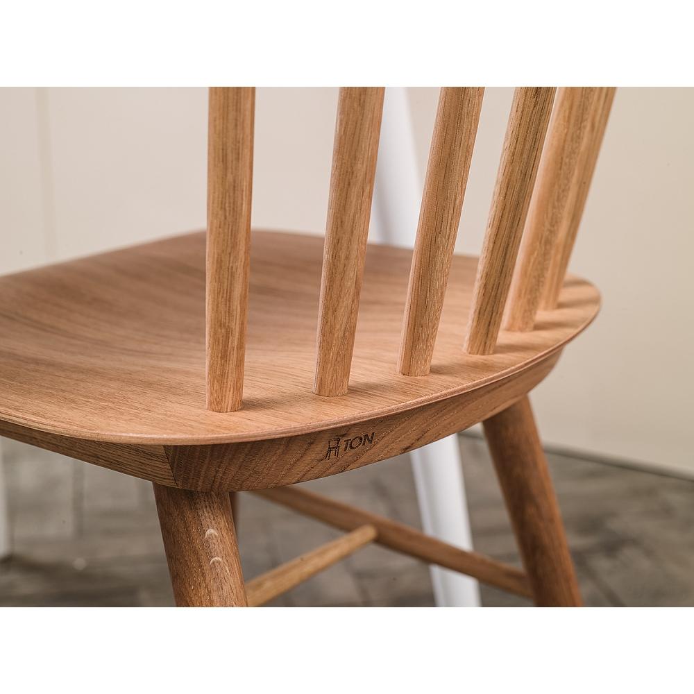 ton ironica stuhl holz schwarz buche nunido. Black Bedroom Furniture Sets. Home Design Ideas
