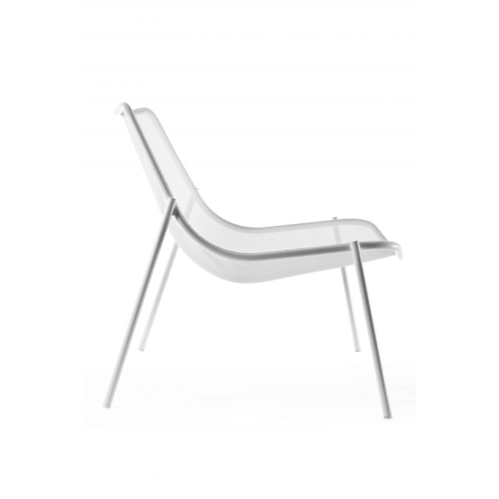 Emu Round Lounge Chair Nunido