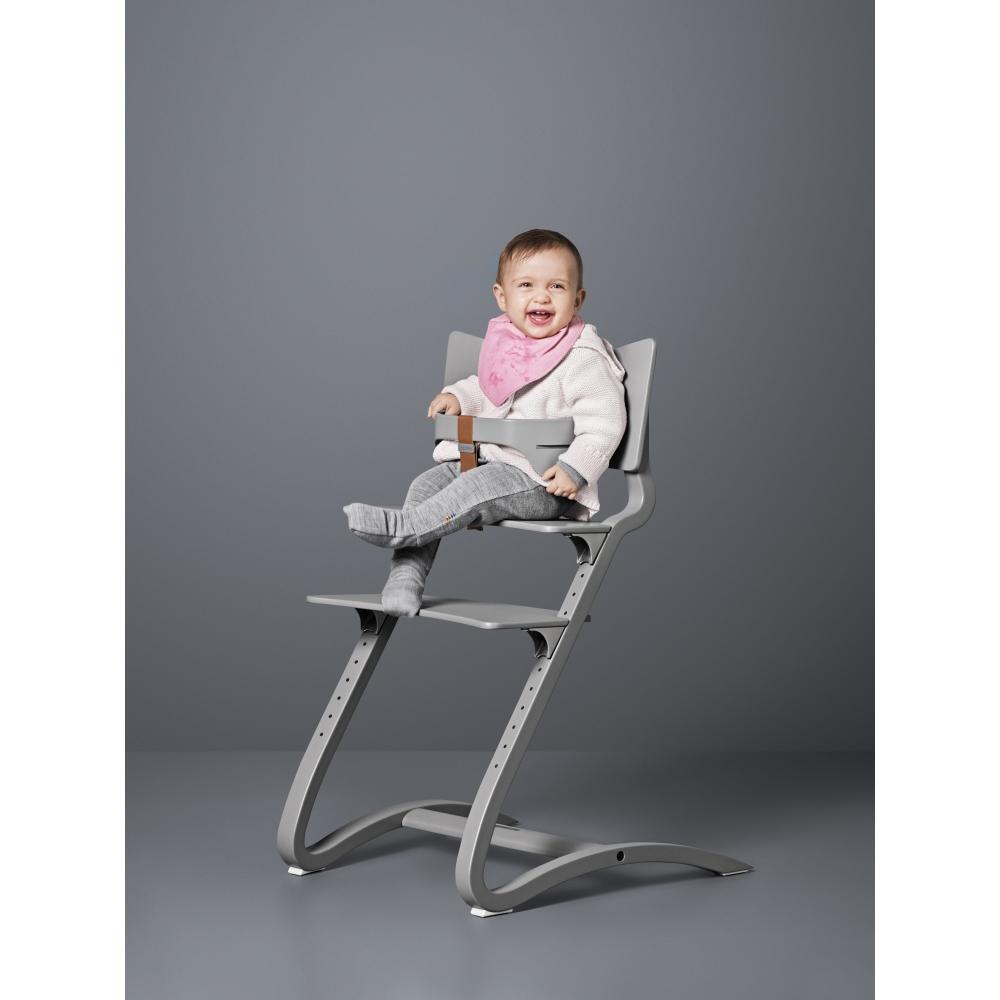 leander sicherheitsb gel inkl gurt f r hochstuhl whitewash gurt natur nunido. Black Bedroom Furniture Sets. Home Design Ideas