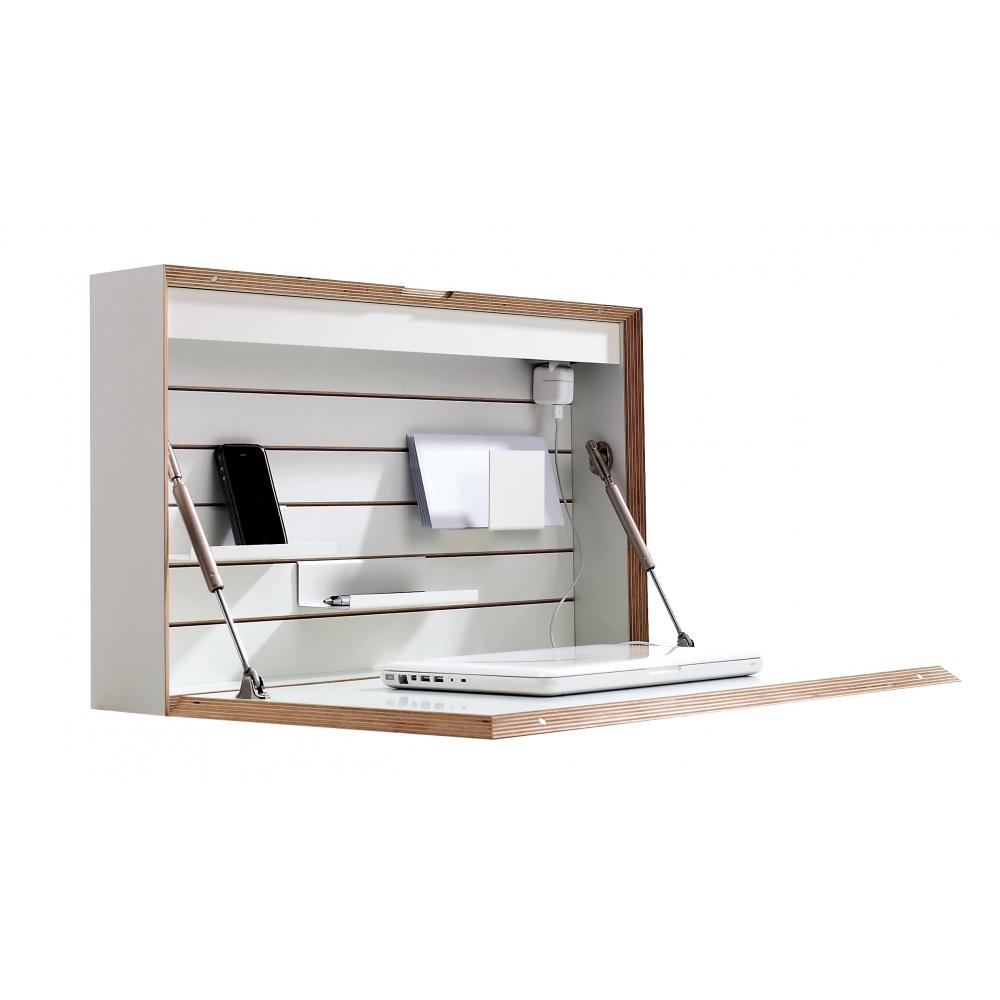 flatbox wandsekret r nunido. Black Bedroom Furniture Sets. Home Design Ideas