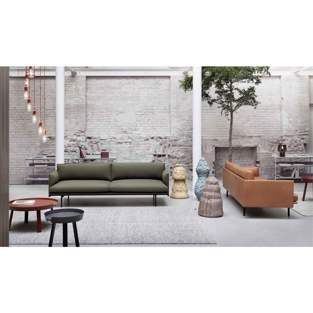 muuto outline 3 sitzer sofa nunido. Black Bedroom Furniture Sets. Home Design Ideas
