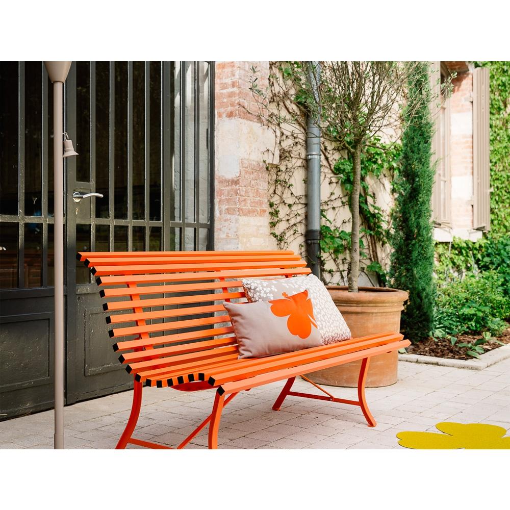 fermob louisiane bank nunido. Black Bedroom Furniture Sets. Home Design Ideas