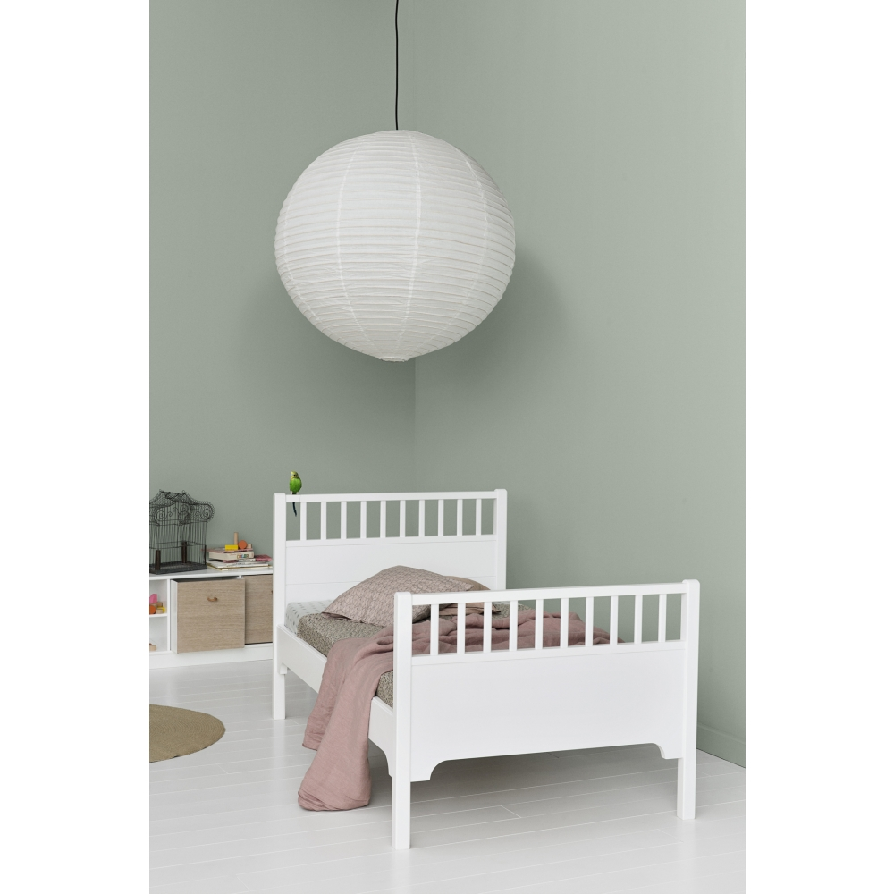 oliver furniture seaside einzelbett nunido. Black Bedroom Furniture Sets. Home Design Ideas