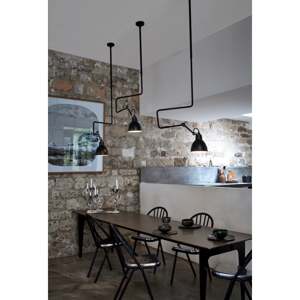 dcw lampe gras n 312l deckenleuchte nunido. Black Bedroom Furniture Sets. Home Design Ideas