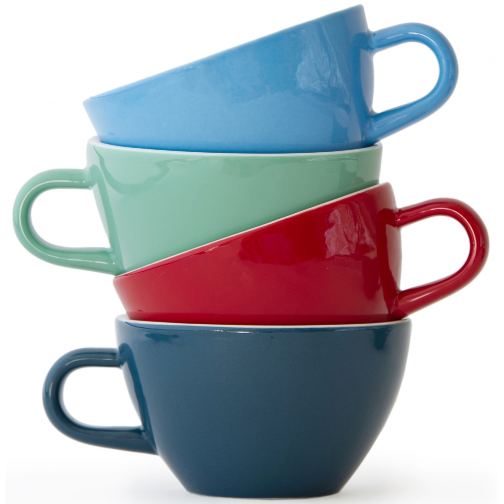 Pics Of Cupping: Acme Cups - EVO Cappuccino Cup (Set Of 6)