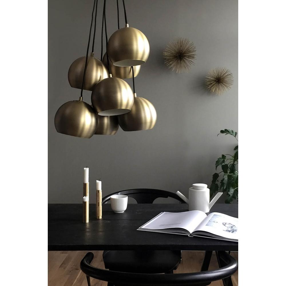 frandsen ball multi pendelleuchte nunido. Black Bedroom Furniture Sets. Home Design Ideas