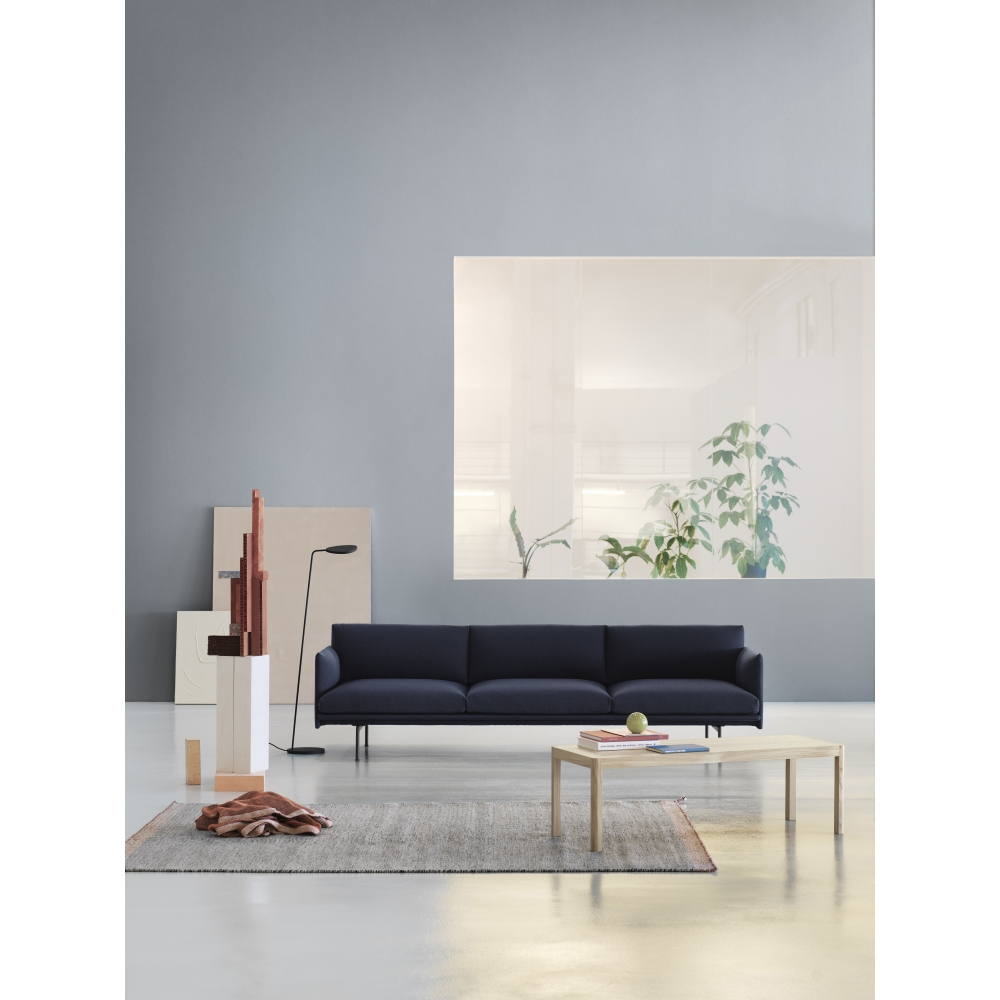 muuto outline 3 1 2 sitzer sofa nunido. Black Bedroom Furniture Sets. Home Design Ideas