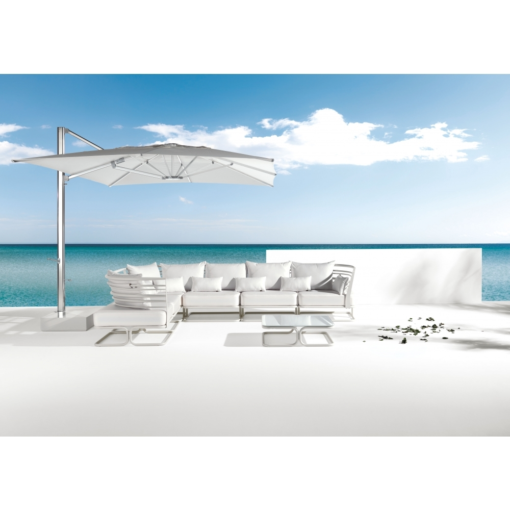 emu shade ampelschirm mit schirmfu nunido. Black Bedroom Furniture Sets. Home Design Ideas