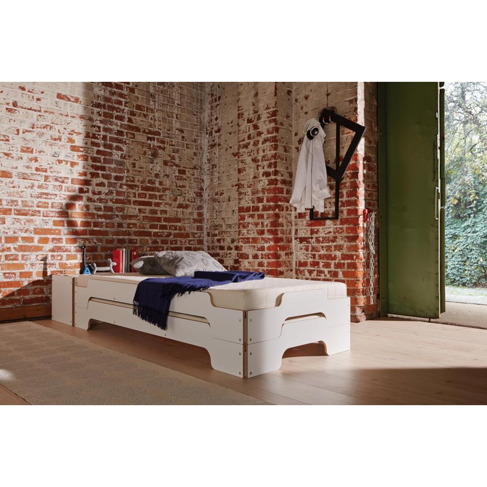 rolf heide stapelliege nunido. Black Bedroom Furniture Sets. Home Design Ideas