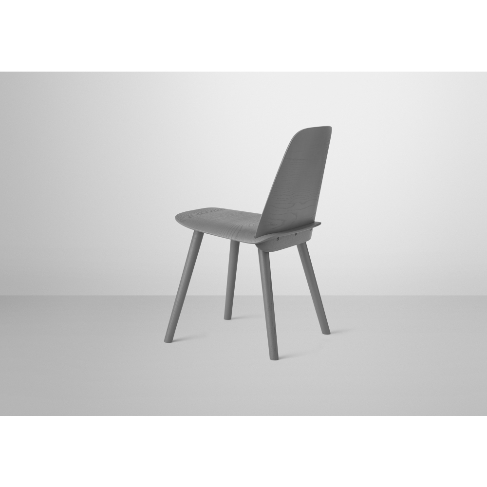 muuto nerd stuhl dunkelgrau nunido. Black Bedroom Furniture Sets. Home Design Ideas