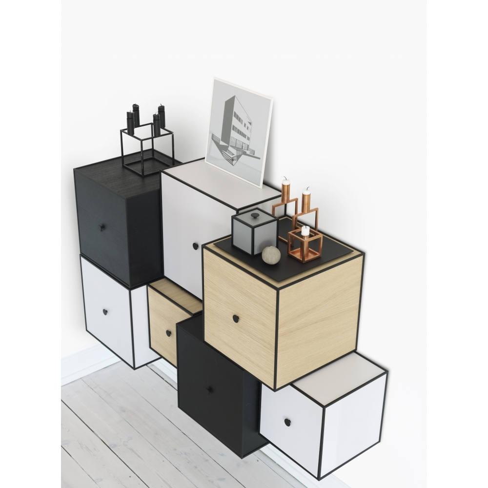 by lassen frame 20x20cm box green nunido. Black Bedroom Furniture Sets. Home Design Ideas