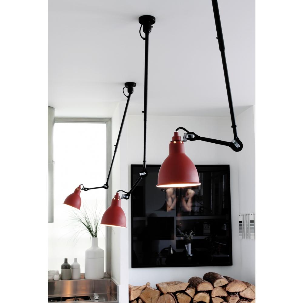 dcw lampe gras n 302l lampe de plafonnier nunido. Black Bedroom Furniture Sets. Home Design Ideas
