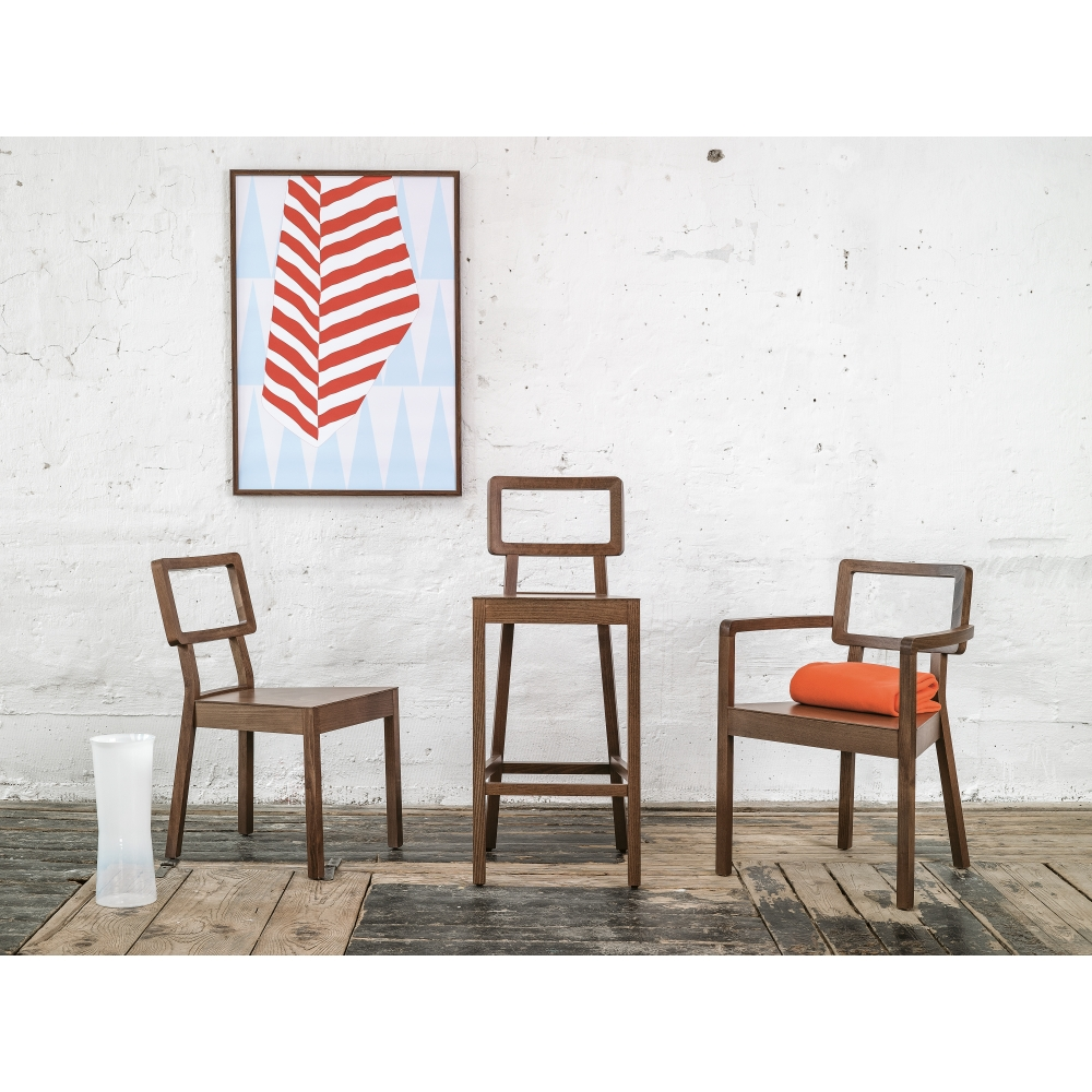 ton cordoba 611 barhocker lackiert nunido. Black Bedroom Furniture Sets. Home Design Ideas