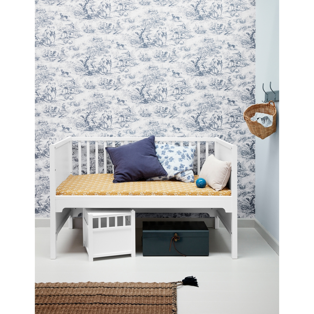 oliver furniture seaside baby kinderbett nunido. Black Bedroom Furniture Sets. Home Design Ideas