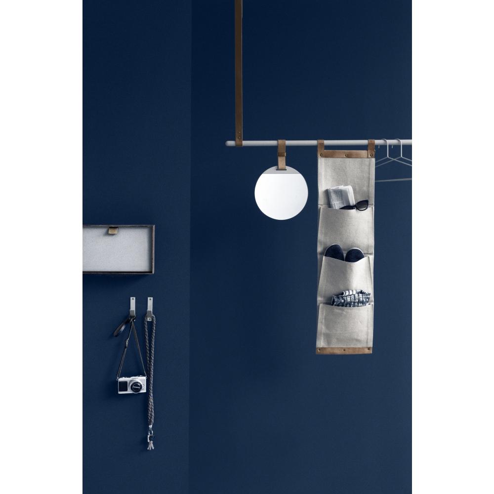 ferm living enter mirror large nunido. Black Bedroom Furniture Sets. Home Design Ideas