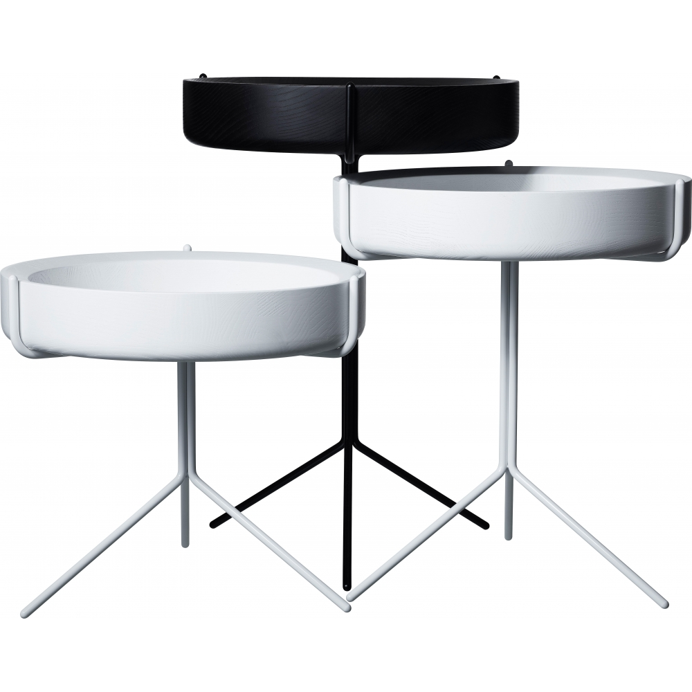Swedese Drum Side Table nunido