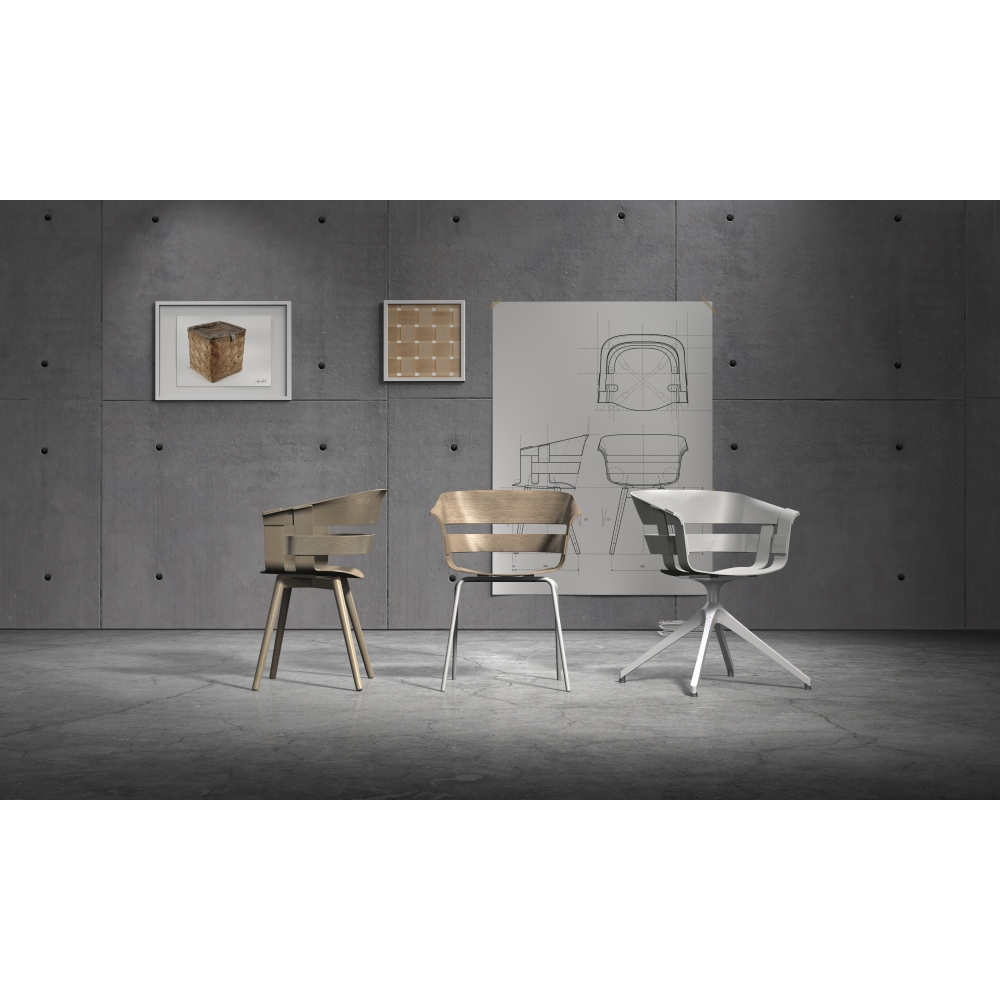 Design House Stockholm - Wick Chair