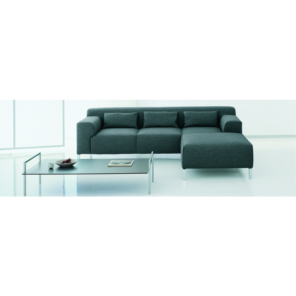 Zanotta greg sofa 3 seater nunido for Sofa 7 seater